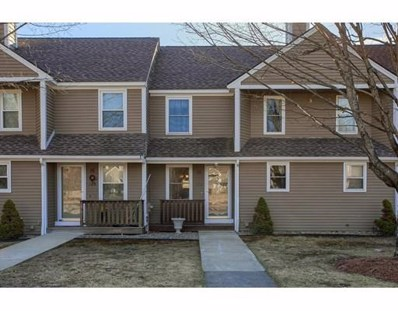 183 Pennacook Dr UNIT 126, Leominster, MA 01453 - MLS#: 72287984