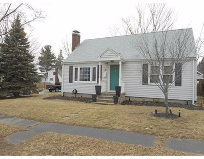 3 Carpenter St, Peabody, MA 01960 - MLS#: 72288005