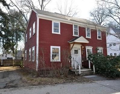 19 Thoreau Court, Concord, MA 01742 - MLS#: 72288322