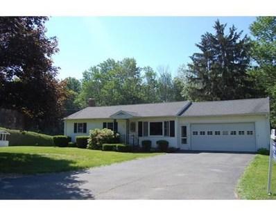 581 Old West Warren Rd, Warren, MA 01083 - MLS#: 72288435