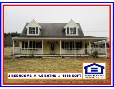 314 Grove Street, Paxton, MA 01612 - MLS#: 72288695