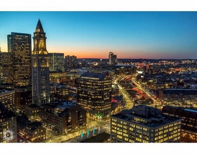 85 E India Row UNIT 33H, Boston, MA 02110 - MLS#: 72288874