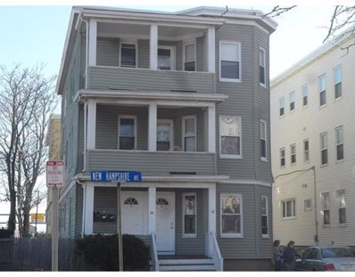 17 New Hampshire Ave, Somerville, MA 02145 - MLS#: 72288885
