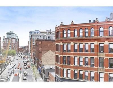 150 Staniford Street UNIT 618, Boston, MA 02114 - MLS#: 72289163