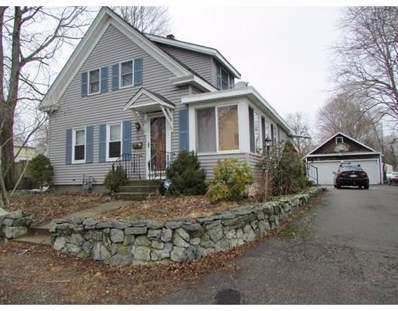 13 Beach Street, Brockton, MA 02302 - MLS#: 72289252