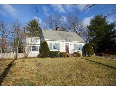 5 John Carver Rd, Reading, MA 01867 - MLS#: 72289471