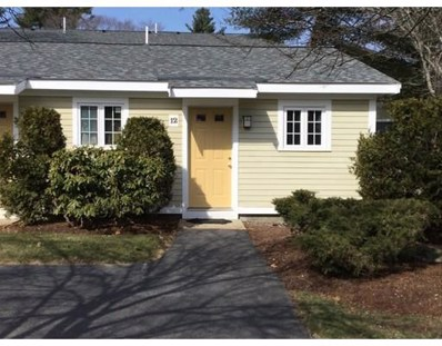 7 Nancy Rd UNIT 12, Easton, MA 02375 - MLS#: 72289712