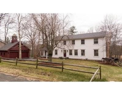 491 Town Farm Rd, Warren, MA 01083 - MLS#: 72289798