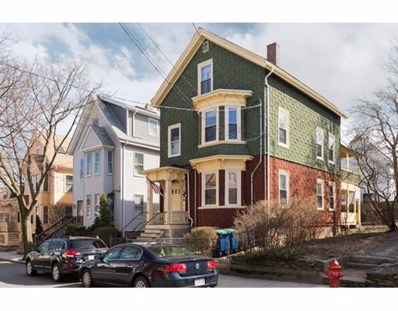 32 Ivaloo Street, Somerville, MA 02143 - MLS#: 72289841