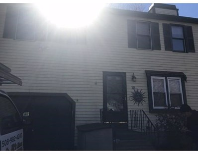 18 Water St UNIT 18, Attleboro, MA 02703 - MLS#: 72290095