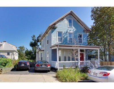 55 Sawyer Avenue, Boston, MA 02125 - MLS#: 72290265