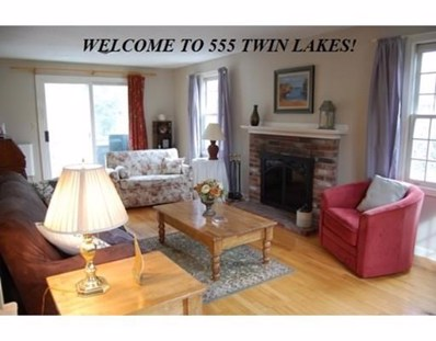 555 Twin Lakes Dr UNIT 555, Halifax, MA 02338 - MLS#: 72290312