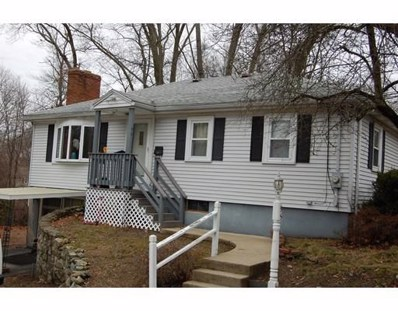 95 Lawrence Street, Canton, MA 02021 - MLS#: 72290376