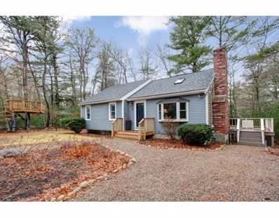 4 Happy Hollow Road, Falmouth, MA 02536 - MLS#: 72290408