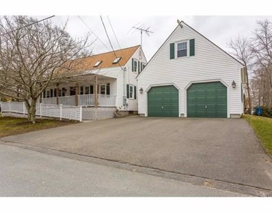 1026 Tobey Street, New Bedford, MA 02745 - MLS#: 72290412
