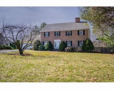 109 Blueberry Hill Lane, North Andover, MA 01845 - MLS#: 72290435