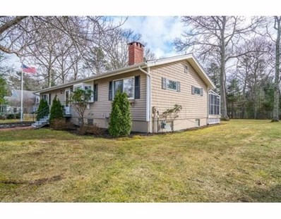 8 Timber Way, Sandwich, MA 02563 - MLS#: 72290596