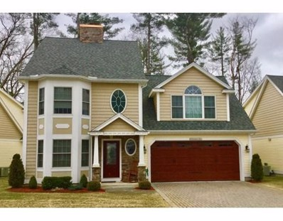 18 Kensington Way UNIT 18, Tewksbury, MA 01876 - MLS#: 72290800