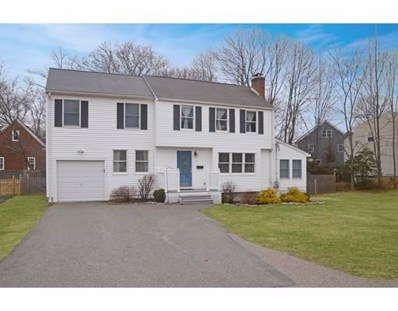 7 Hillside Ave, Needham, MA 02494 - MLS#: 72290849