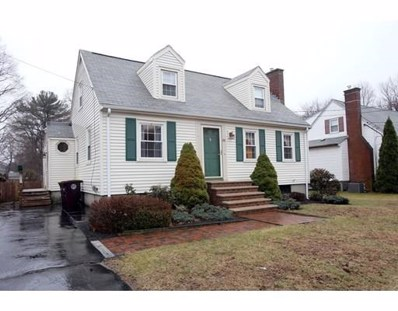 100 West St, Weymouth, MA 02188 - MLS#: 72290910