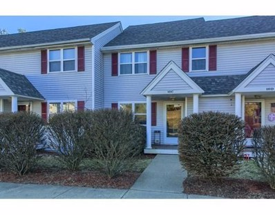 10 W Hill Dr UNIT C, Westminster, MA 01473 - MLS#: 72290984