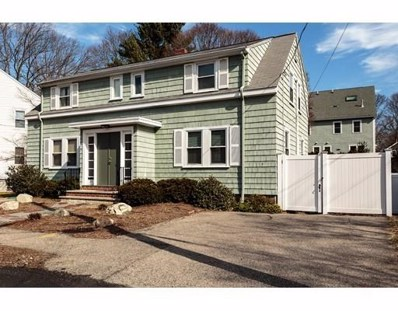 23 Shean Road UNIT 23, Belmont, MA 02478 - MLS#: 72291045