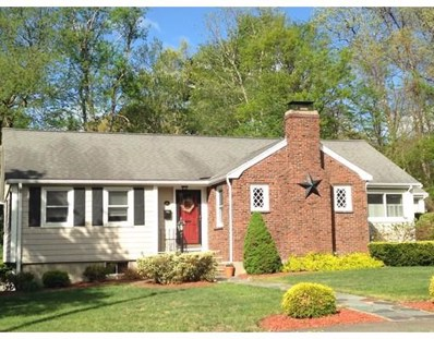 4 Inverness Rd, Norwood, MA 02062 - MLS#: 72291109