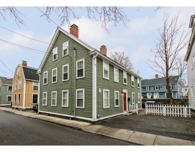 4 North Pine Street UNIT 2, Salem, MA 01970 - MLS#: 72291150