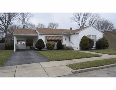 129 Armsby Street, New Bedford, MA 02745 - MLS#: 72291168