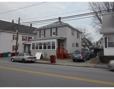 537 Lakeview Avenue, Lowell, MA 01850 - MLS#: 72291200