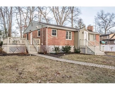 9 Essex Street, Reading, MA 01867 - MLS#: 72291253