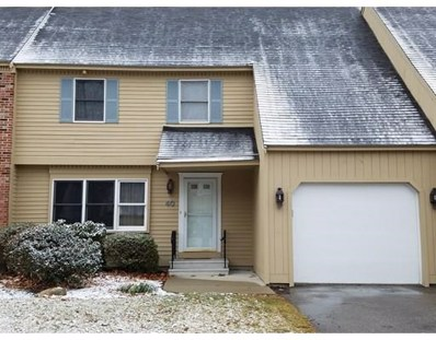 40 Waterford Dr UNIT 63, Worcester, MA 01602 - MLS#: 72291297