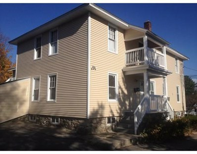 40 Milk St, Methuen, MA 01844 - MLS#: 72291387
