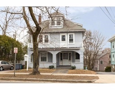 180-182 Pleasant St, Arlington, MA 02476 - MLS#: 72291414