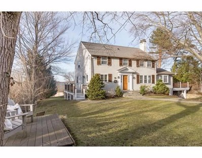 21 Cottage St, Hingham, MA 02043 - MLS#: 72291416