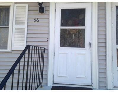 80 Broadway UNIT 56, North Attleboro, MA 02760 - MLS#: 72291419