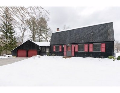 2 Bannister Road, Andover, MA 01810 - MLS#: 72291431
