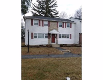579 Union Avenue UNIT 68, Framingham, MA 01702 - MLS#: 72291755