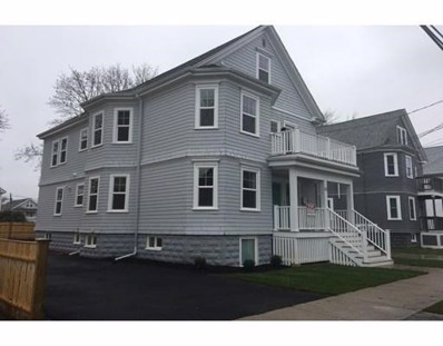 62 Cleveland St UNIT 1, Arlington, MA 02474 - MLS#: 72291902