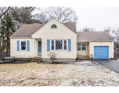 10 Newton Ave, Tewksbury, MA 01876 - MLS#: 72291916