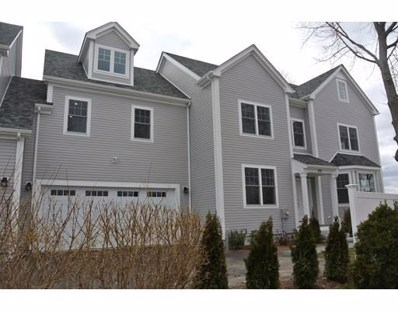 375 Hunnewell St UNIT 375, Needham, MA 02494 - MLS#: 72291998