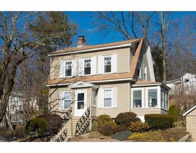 583 Chandler St, Worcester, MA 01602 - MLS#: 72292096