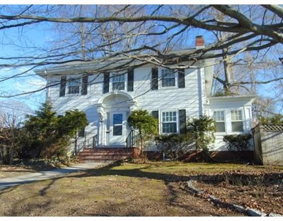 1577 Highland Ave., Fall River, MA 02720 - MLS#: 72292112