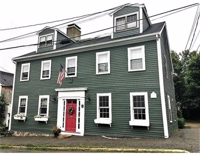 4 Cross St. UNIT 1, Marblehead, MA 01945 - MLS#: 72292546