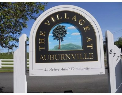 877 Auburnville Way UNIT M6, Whitman, MA 02382 - MLS#: 72292561
