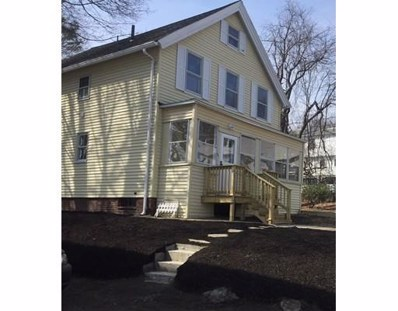 35 Falmouth Street, Worcester, MA 01607 - MLS#: 72292612