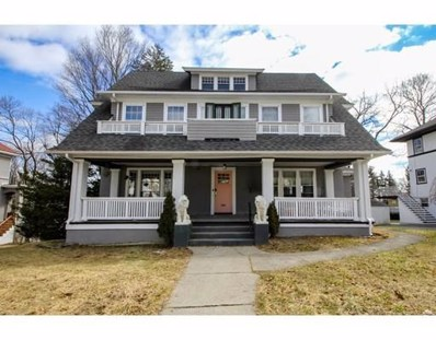 19 S Lenox St, Worcester, MA 01602 - MLS#: 72292796