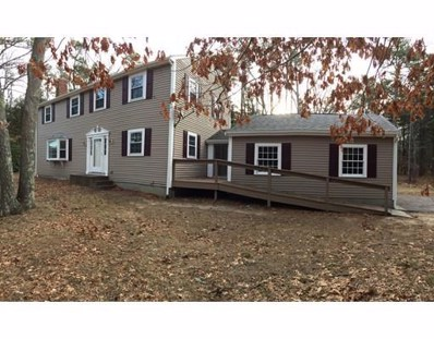 40 Sandwich Road, Plymouth, MA 02360 - MLS#: 72293067