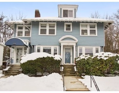 528 Commonwealth Avenue UNIT 528, Newton, MA 02459 - MLS#: 72293152