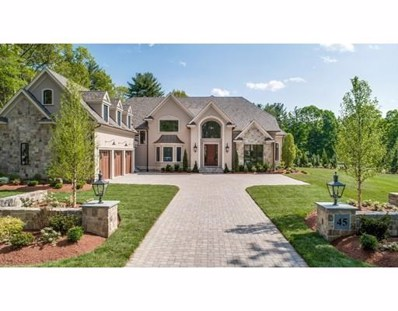 45 Country Way, Needham, MA 02492 - MLS#: 72293206